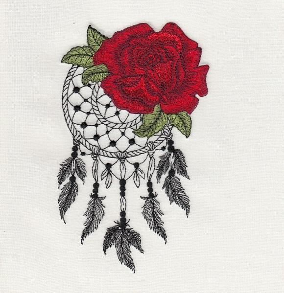 Dream Rose 01