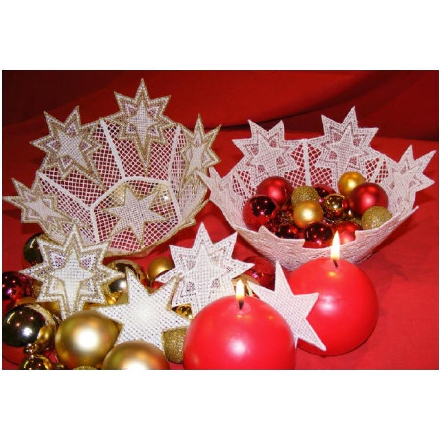 Christmas Star Bowl