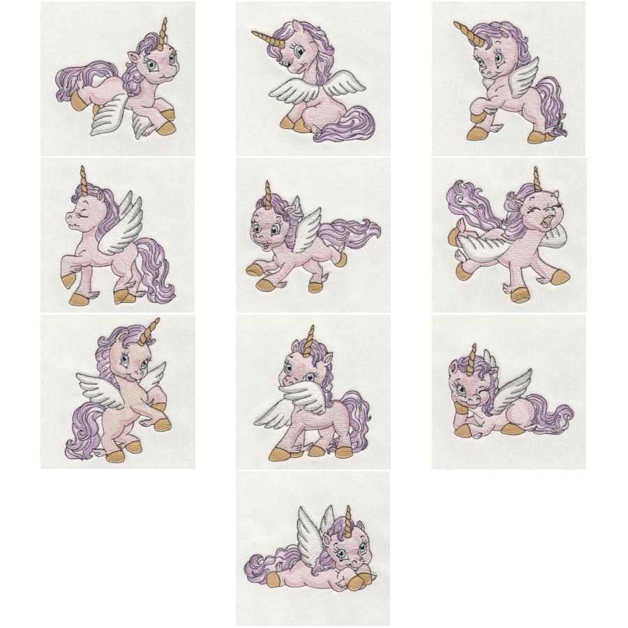 Sweet Unicorns