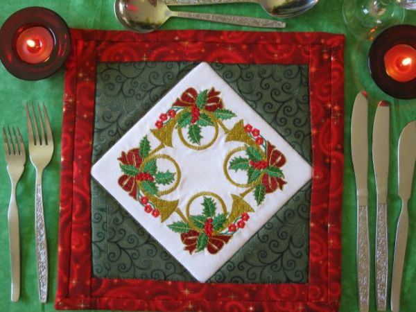 Christmas Decor Table Setting -5