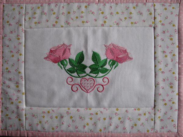 Romantic Lite Roses Large Set 1 -3