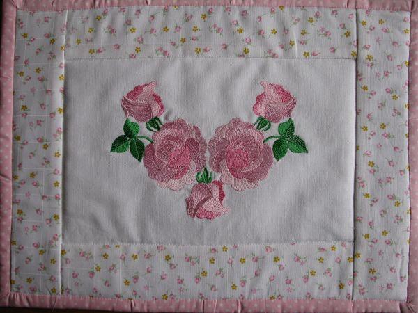 Romantic Lite Roses Large Set 1