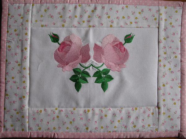 Romantic Lite Roses Large Set 1 -12