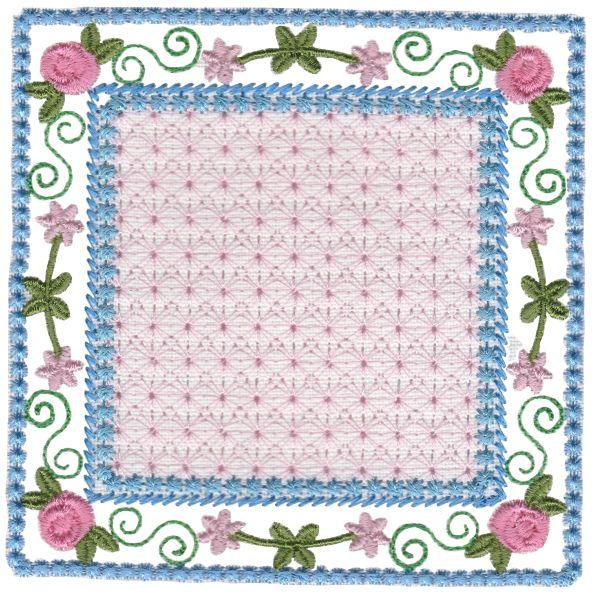 Candlewick Quilt Blocks Set 1 Small