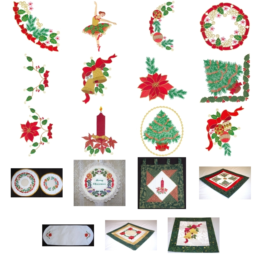 Christmas Decor Set 2 Large