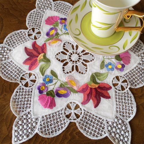 Tea cloth Maya-3