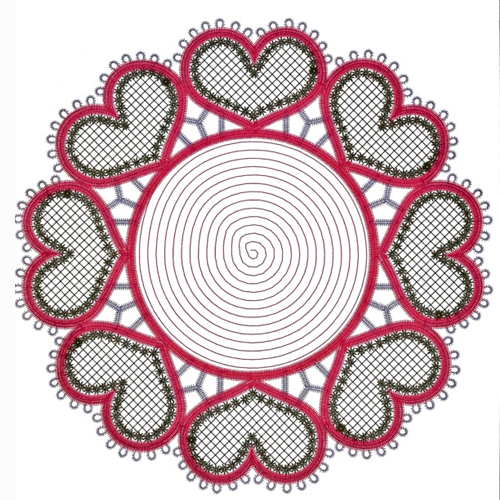 Coaster My Heart-4