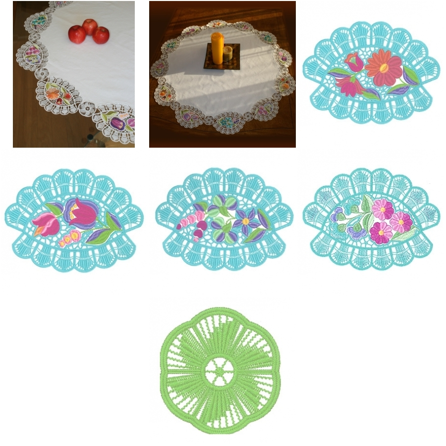 Table Cloth Victoria