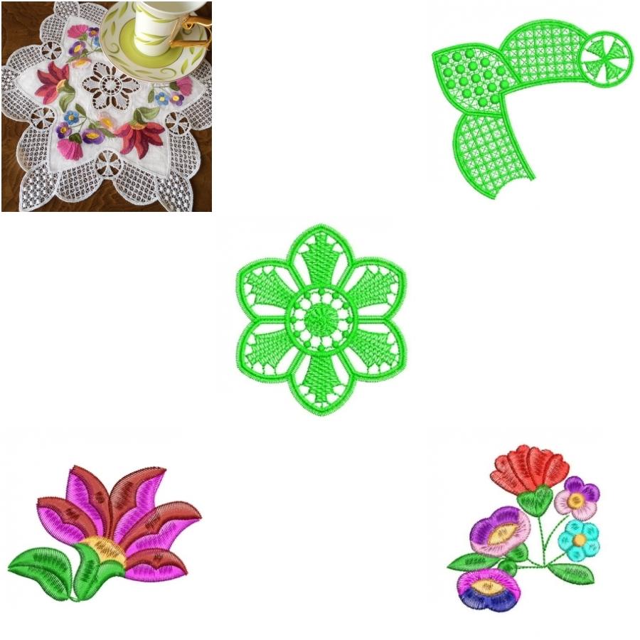 Tea cloth Maya