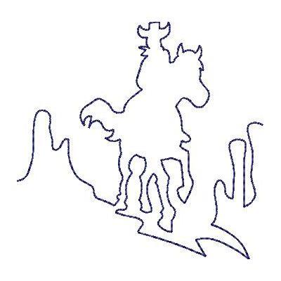 Wild West Quilt lines-22