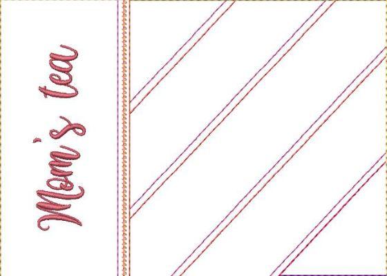 Mug Rugs for Mother-6