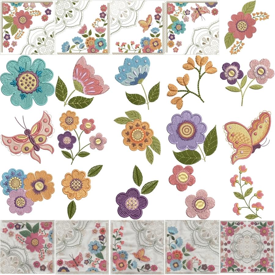 Annies Flowers