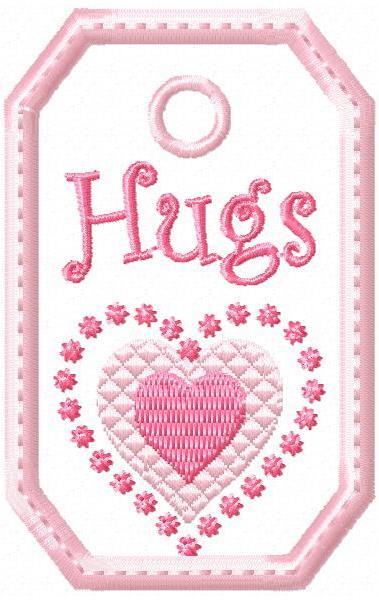 Hugs Tag