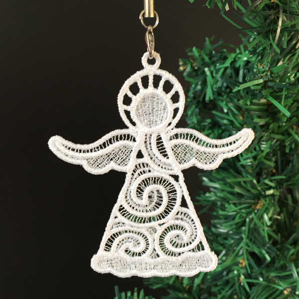 FSL Filigree Christmas 6 -8