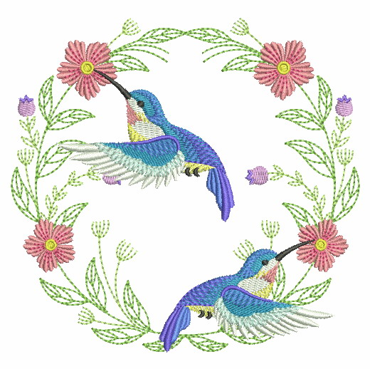 Spring Splendor Wreath-3