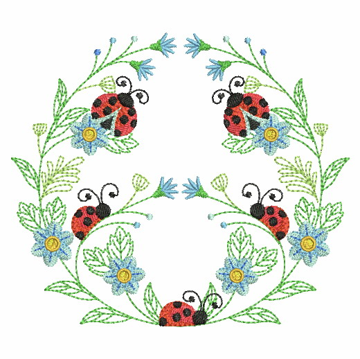 Spring Splendor Wreath-4