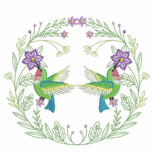Spring Splendor Wreath-5