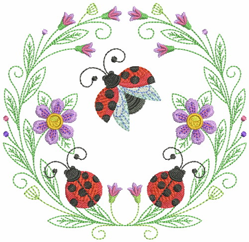 Spring Splendor Wreath-7