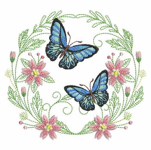 Spring Splendor Wreath-12