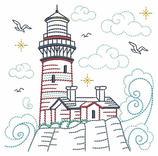 Vintage Lighthouses-4