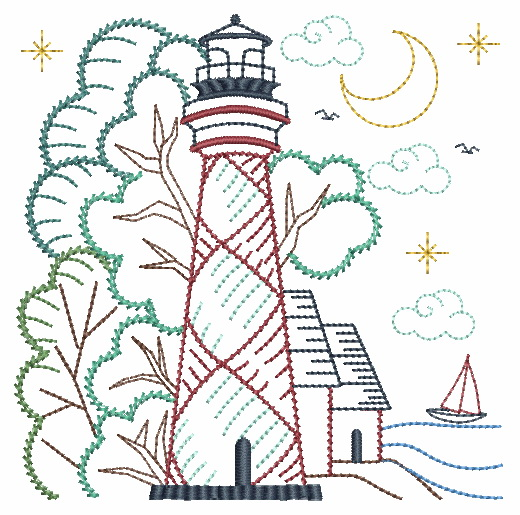 Vintage Lighthouses-5