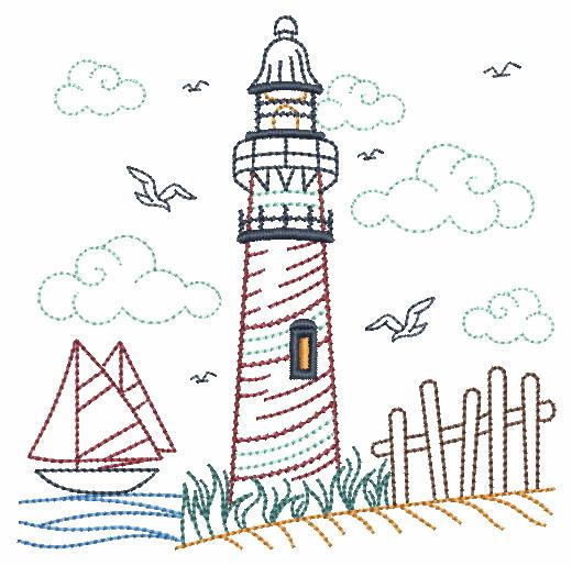 Vintage Lighthouses-7