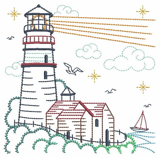 Vintage Lighthouses-8