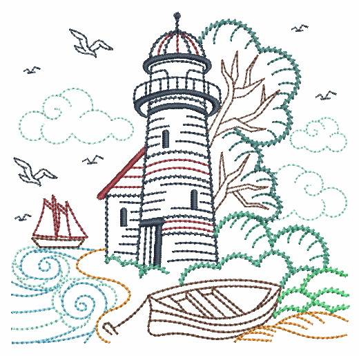 Vintage Lighthouses-9