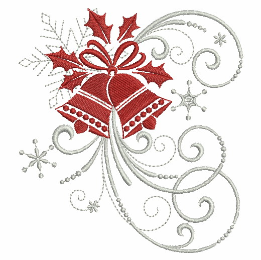 Filigree Christmas Ornaments 2-8