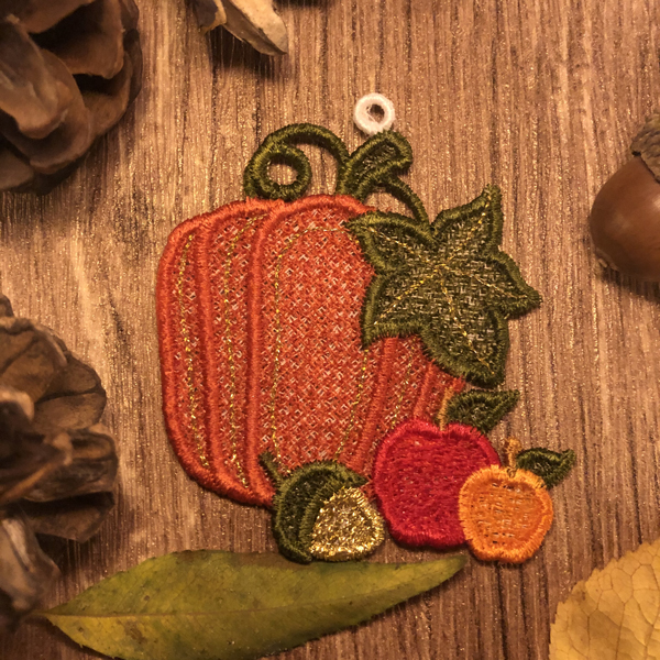 FSL Thanksgiving Ornaments 2-9