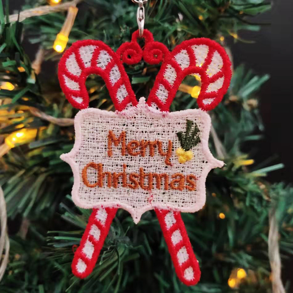 FSL Christmas Ornaments 16-3