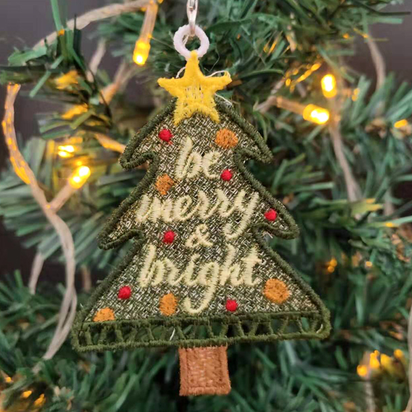 FSL Christmas Ornaments 16-4