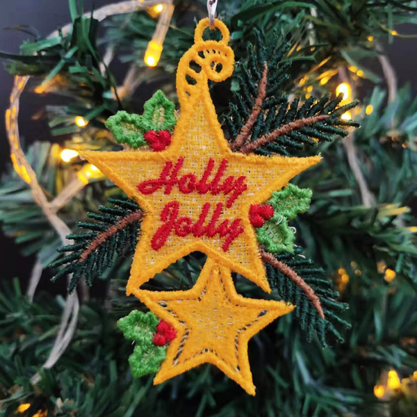 FSL Christmas Ornaments 16-5