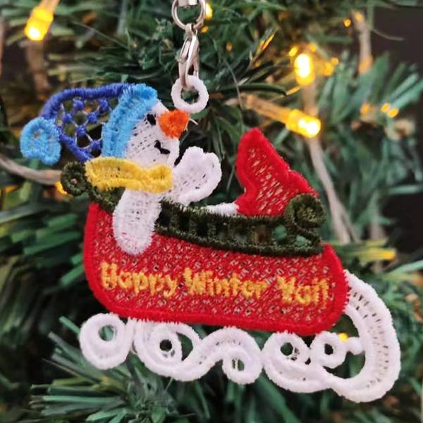 FSL Christmas Ornaments 16-8