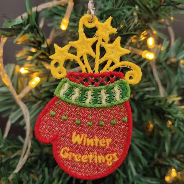 FSL Christmas Ornaments 16-12
