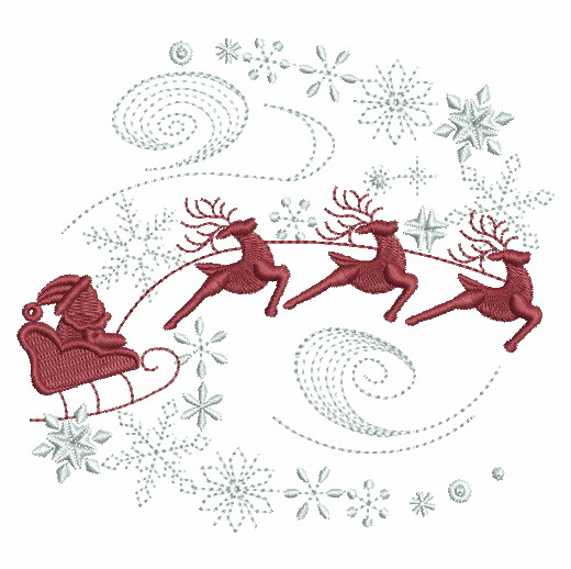 Decorative Christmas 3-3