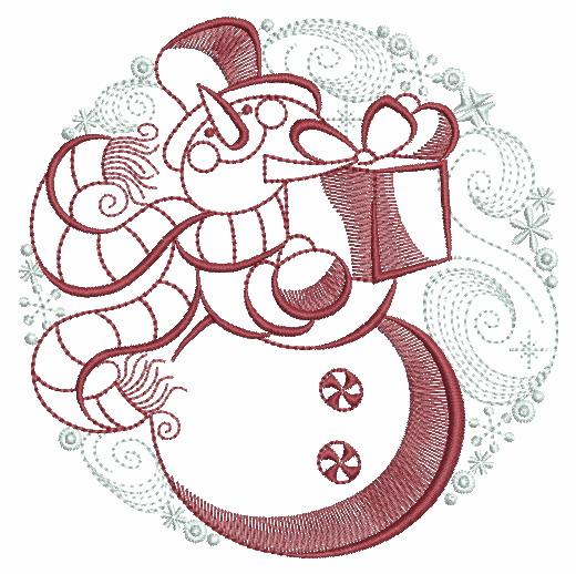 Decorative Christmas 3-5