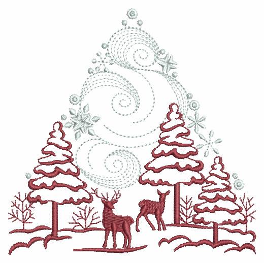 Decorative Christmas 3-6