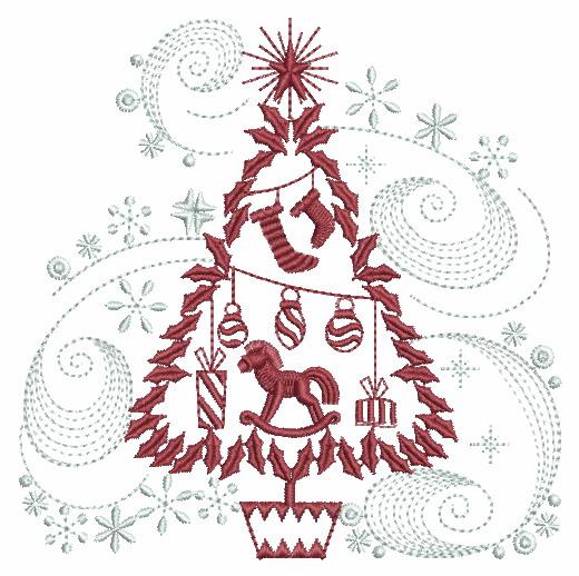 Decorative Christmas 3-9