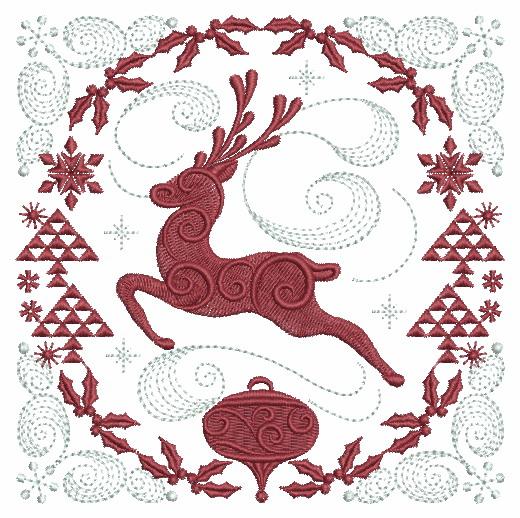 Decorative Christmas 3-10