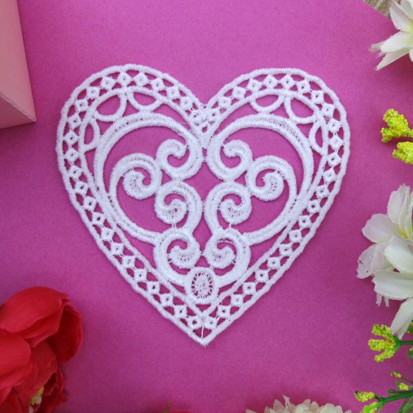 FSL White Hearts 4-12
