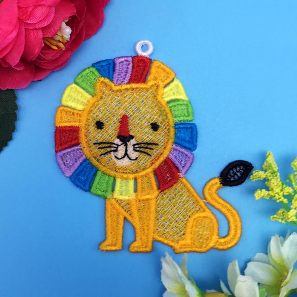FSL Rainbow Animals-4