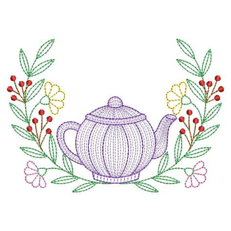Vintage Teapot-3