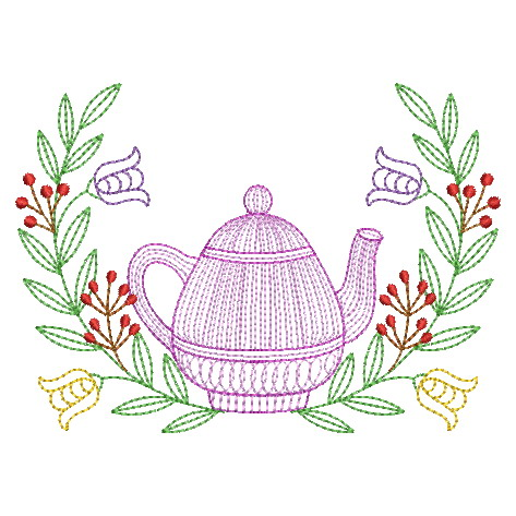 Vintage Teapot-4