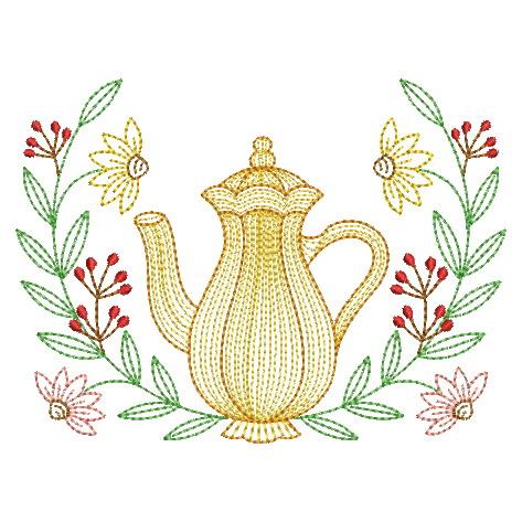 Vintage Teapot-5