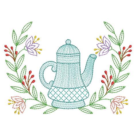 Vintage Teapot-6