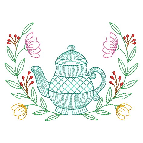 Vintage Teapot-7