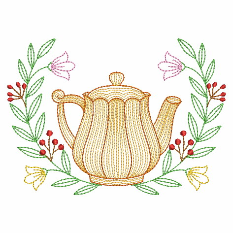 Vintage Teapot-8