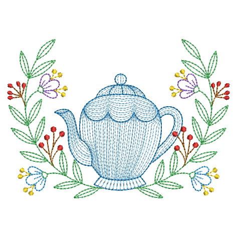Vintage Teapot-9