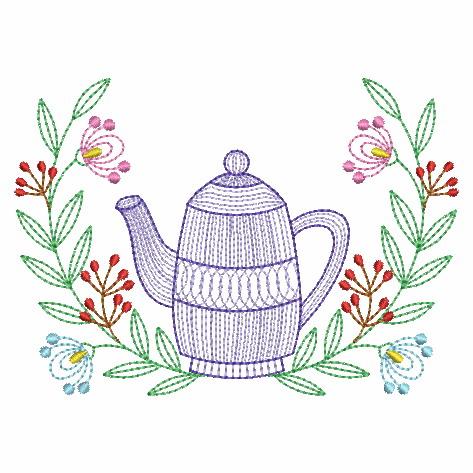 Vintage Teapot-10